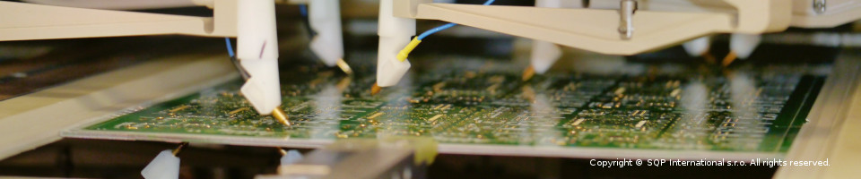 Automated production line for gold plating of printed circuit boards